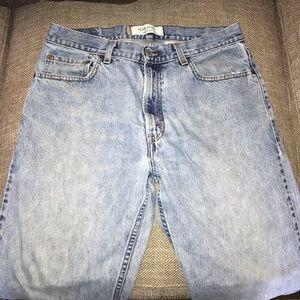"""Levi's Vintage Men's Light Wash 505 Jeans Size 34"""""""